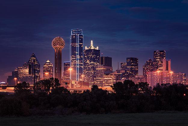 Nonstop to Dallas