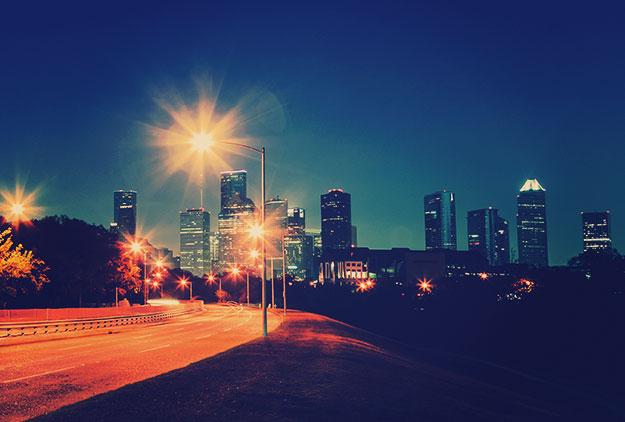 Nonstop to Houston