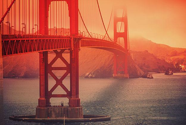Nonstop to San Fransisco
