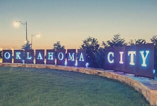 Oklahoma City by Rand Elliott - Architect, AIA