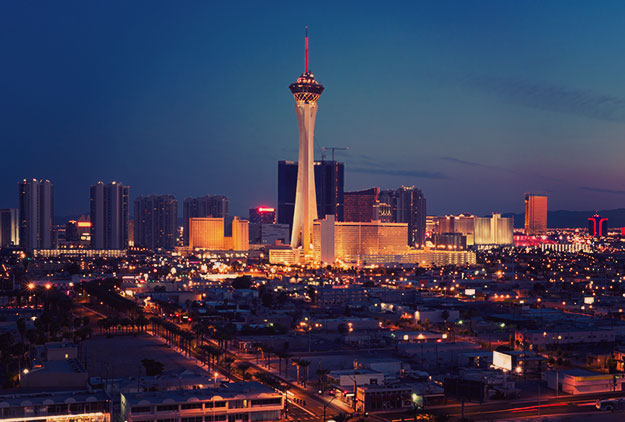 Nonstop to Las Vegas