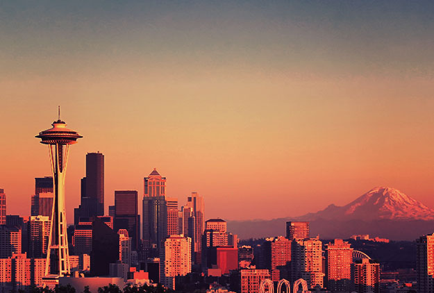 Nonstop to Seattle