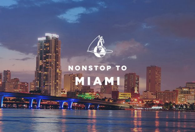nonstop american airlines to miami