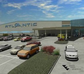 Atlantic Aviation Builds New Facility & First Ever Greenfield Project